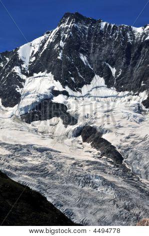 The Taschhorn East Face