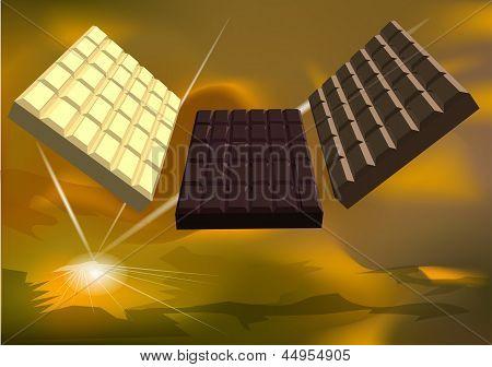 Chocolate Flies