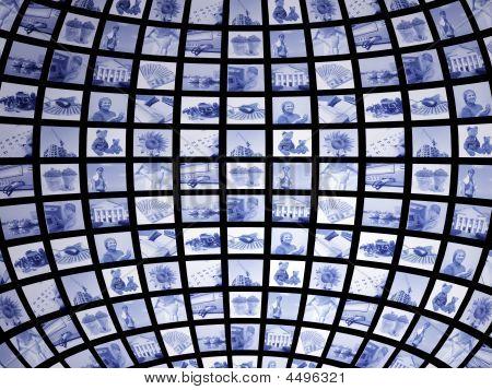 3D Bildschirm