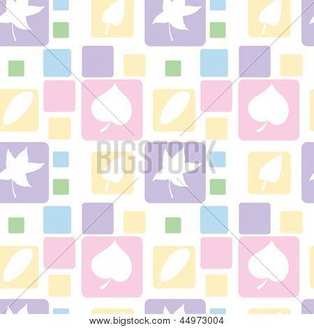 Illustration of a wallpaper design