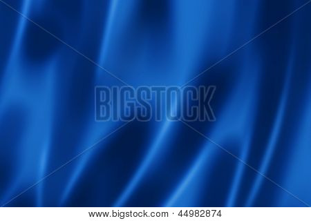 Textura satinada azul profundo