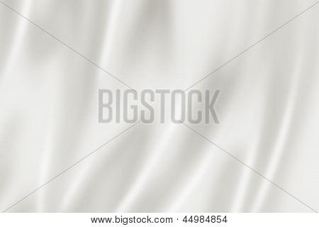 Textura do cetim branca