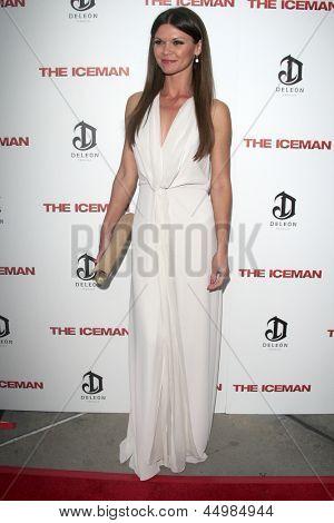 LOS ANGELES - APR 22:  Danielle Vasinova arrives at