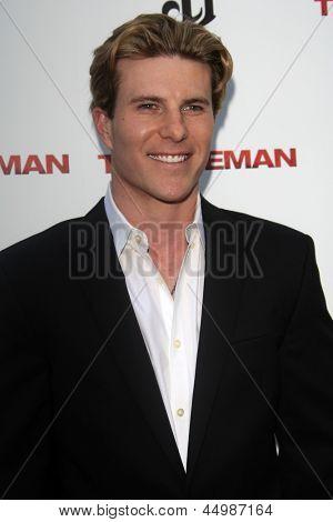 LOS ANGELES - APR 22:  Lance Broadway arrives at