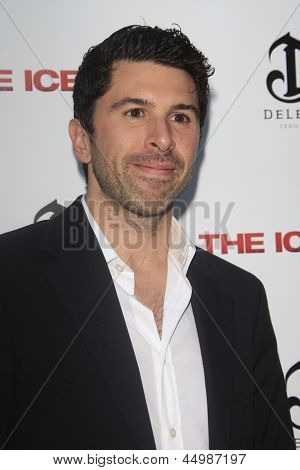 LOS ANGELES - APR 22:  Todd Gallagher arrives at