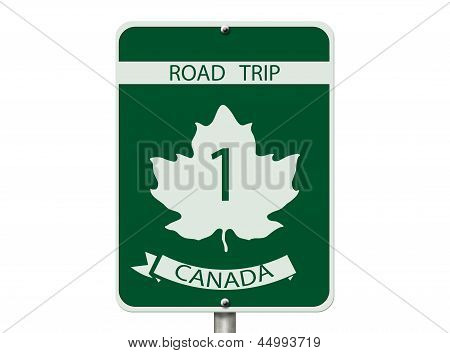 Road Trip To Canada