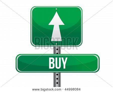 Buy Road Sign Illustration Design