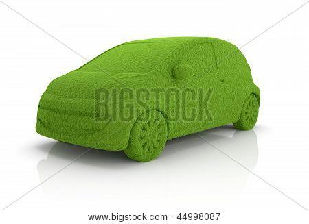 Eco Grass Car