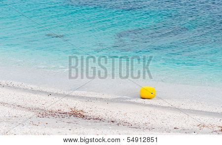 Buoy In Stintino