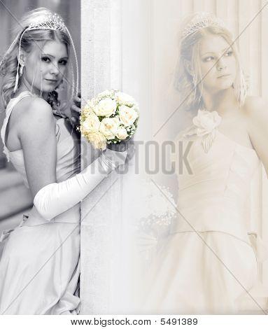 Young Bride Montage