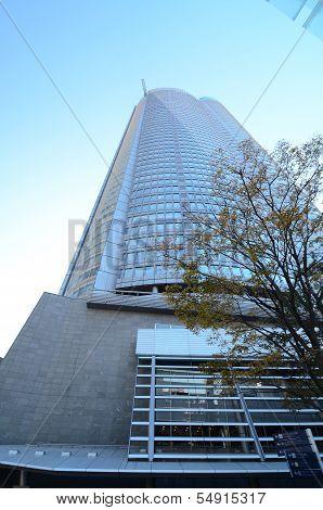 Tokyo - NOV 20: Roppongi Hills Tower, Tokyo Japan