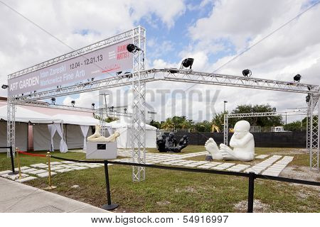 Art Basel Miami Exhibition