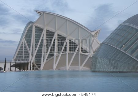 City Of The Arts And Sciences Of Valence
