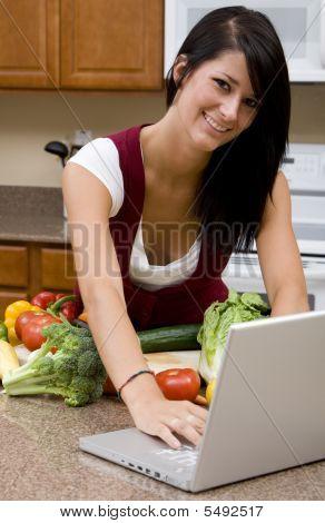 Preparing Dinner