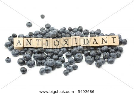 Antioxidant Blueberries