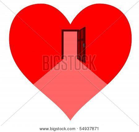 Door In The Heart