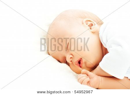 Newborn Baby Sleeps