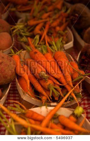 Farmers Market Carrots