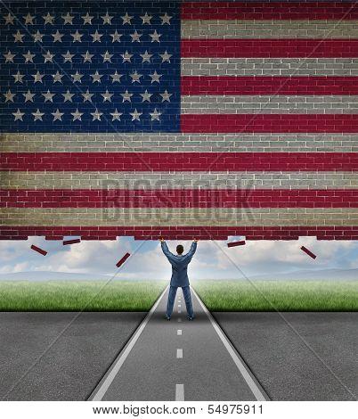 Break Into The American Market