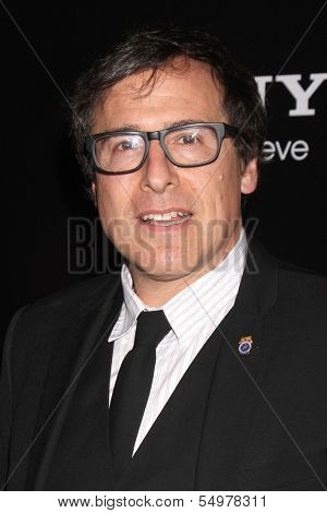 LOS ANGELES - DEC 3:  David O. Russell at the
