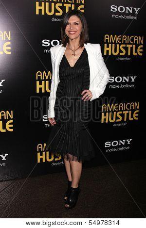 LOS ANGELES - DEC 3:  Finola Hughes at the