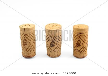 Isolated Corks