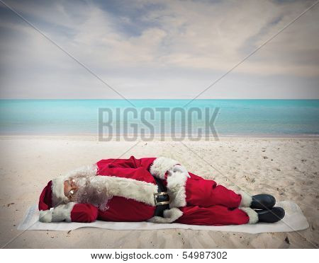 Santa Claus Holiday