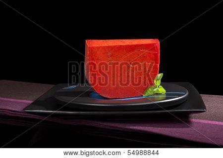 Red Gouda Cheese.