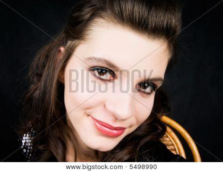 Fashionate Girl
