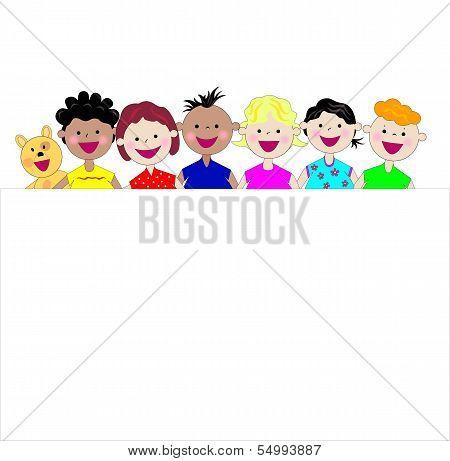 Funny Kids Together