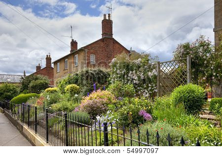 Cottage Gardens, England
