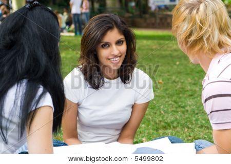 Goodlooking Indian Woman