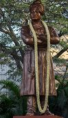 pic of swami  - The statue stands in the middle of a roundabout in Bengaluru - JPG
