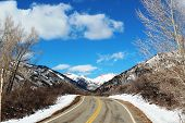 Winter on La Plata Canyon...