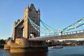 Tower Bridge, London, England, Uk, Europe poster