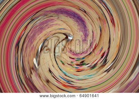 Sugar Cookie Swirl Graphic Design
