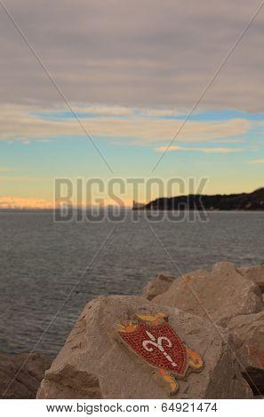 Halberd, Trieste City Symbol