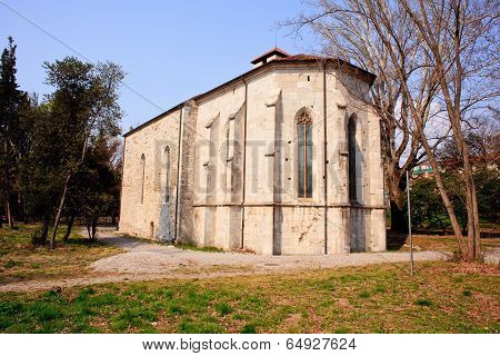 Church Of San Giovanni In Tuba, Italy