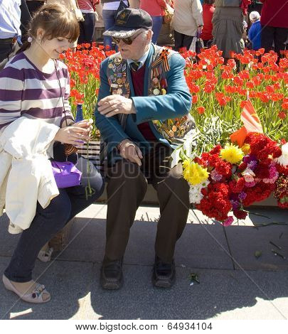 Moscow, Holiday Victory Day