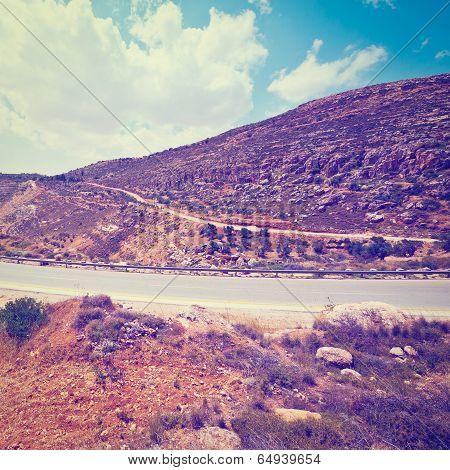 Road In Samaria