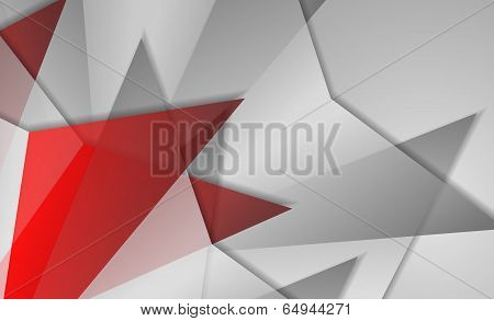 Corporate vector abstract background