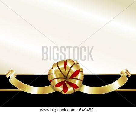 Elelgant Christmas Bow