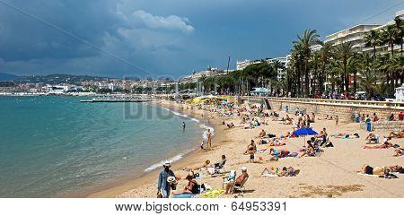 Cannes - Beach