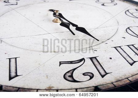 Analog Vintage Clock