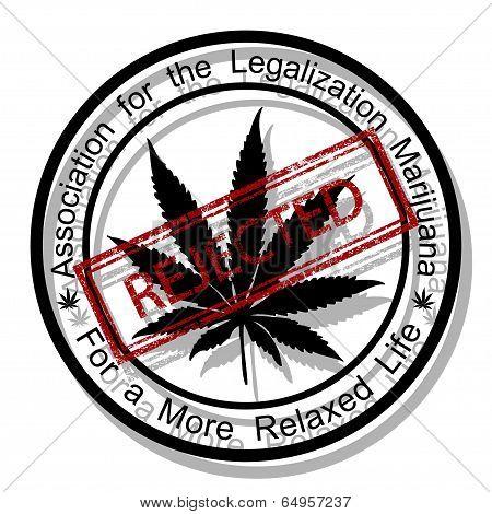Reject marijuana