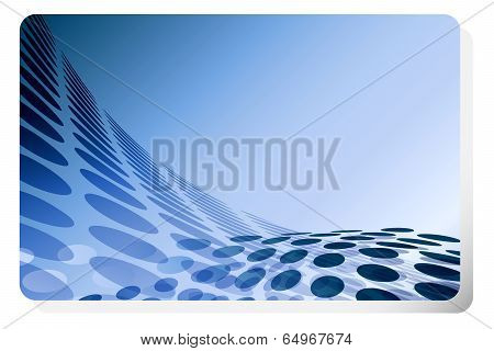 OP Background Abstract Digital Illustration