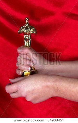 Winning an Academy Award