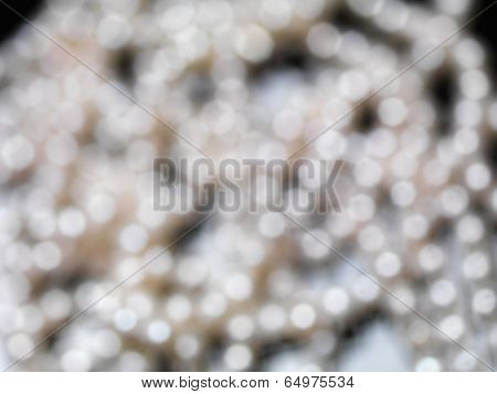 Abstract shiny blurry glimmer background texture