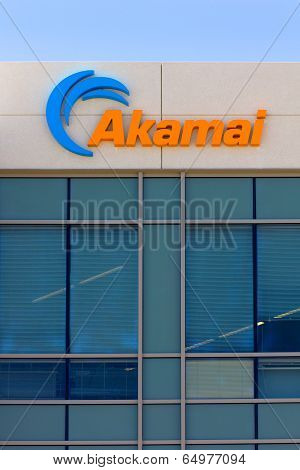 Akamai Building In Silicon Valley