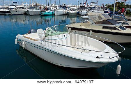 Antibes - Boat